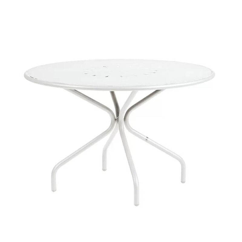 Tisch Rund Garten.Tisch Rund Ein Stück Italienische Lebensart Für Garten Und Terrasse