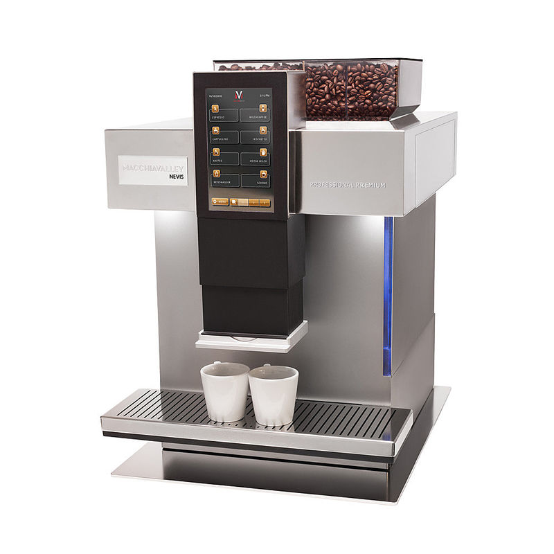 profi kaffeevollautomat individuelle kaffeespezialit ten wie vom lieblings barista hagen. Black Bedroom Furniture Sets. Home Design Ideas