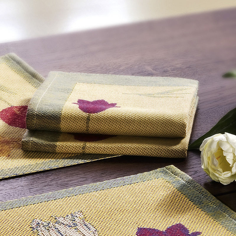 servietten erfrischend sch ne fr hlings tischw sche aus schweden hagen grote shop. Black Bedroom Furniture Sets. Home Design Ideas