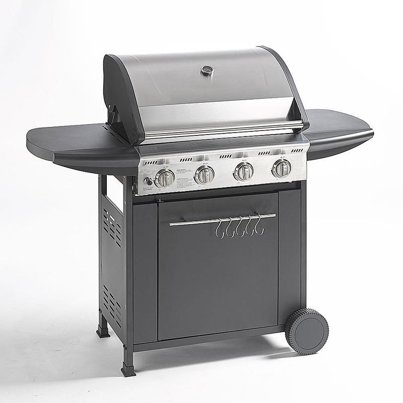Grill Küche | Modul Grill Wachsende Grillkuche Mit Frei Kombinierbaren Anbau