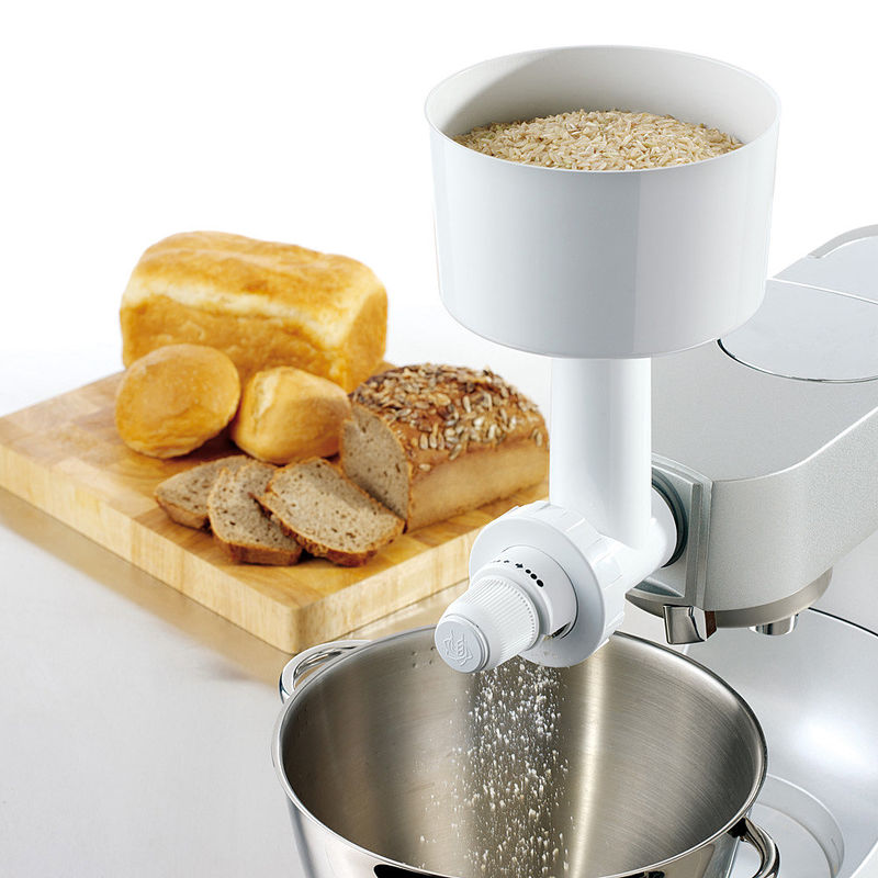 kenwood küchenmaschine mit getreidemühle