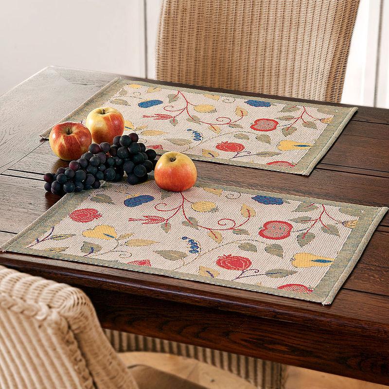 tischsets beeindruckend farbfrisch edle schwedische. Black Bedroom Furniture Sets. Home Design Ideas