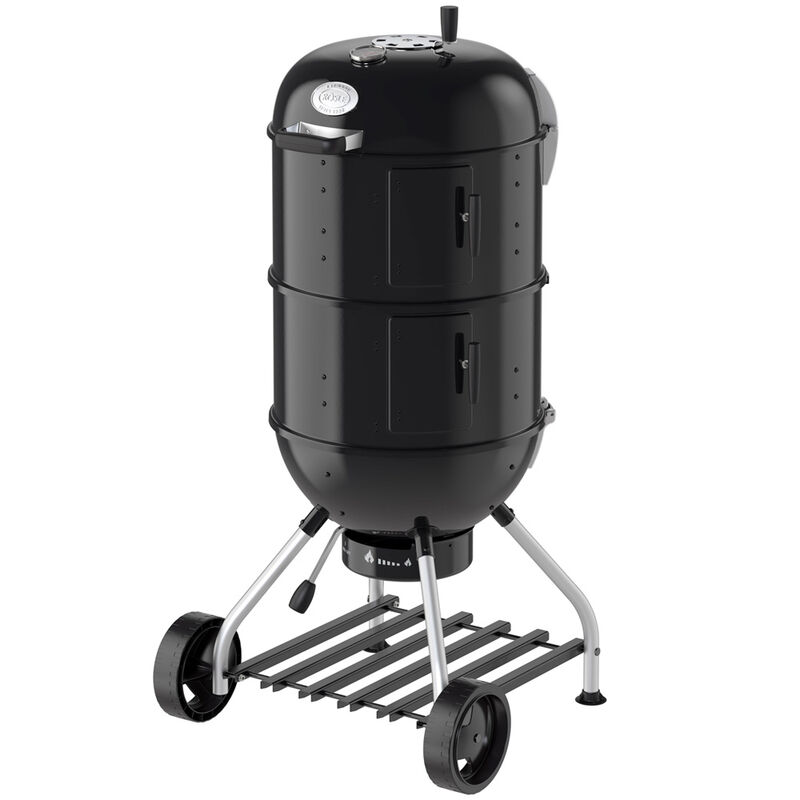 grillen r uchern smoker kleinster mobiler gasgrill. Black Bedroom Furniture Sets. Home Design Ideas