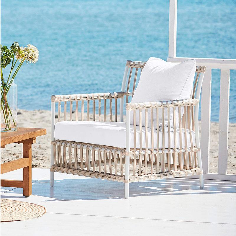 Sessel: Dauerhafte Gartenmöbel aus innovativem Materialmix ...