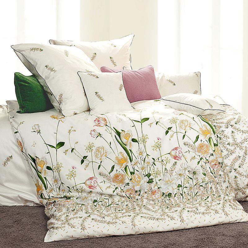 Frühlingsfrische Bettwäsche Aus Luxuriösem Baumwollsatin Julia