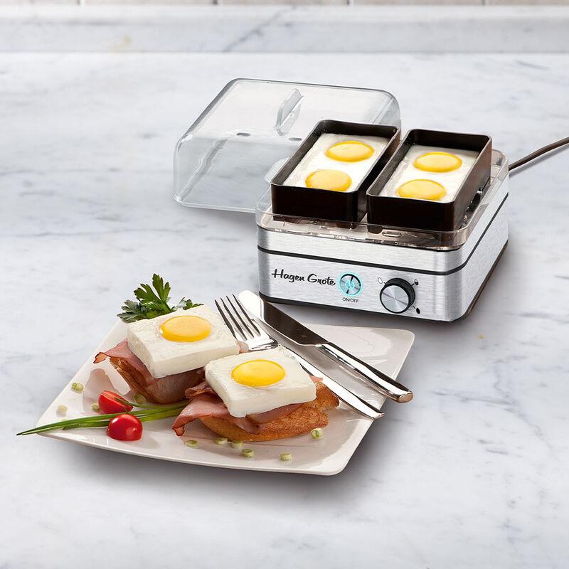 Unser bester eierkocher eier kochen und pochieren hagen grote shop - Eier wachsweich kochen ...
