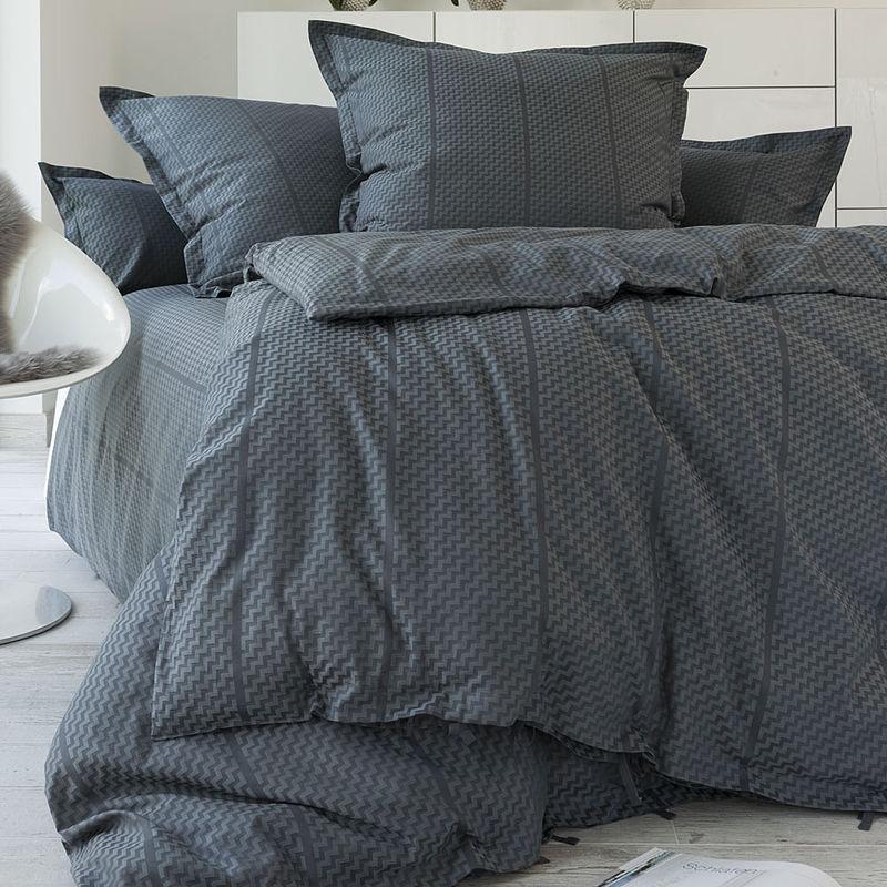 Bettbezüge Luxuriöse Jacquard Bettwäsche Aus Dänischer