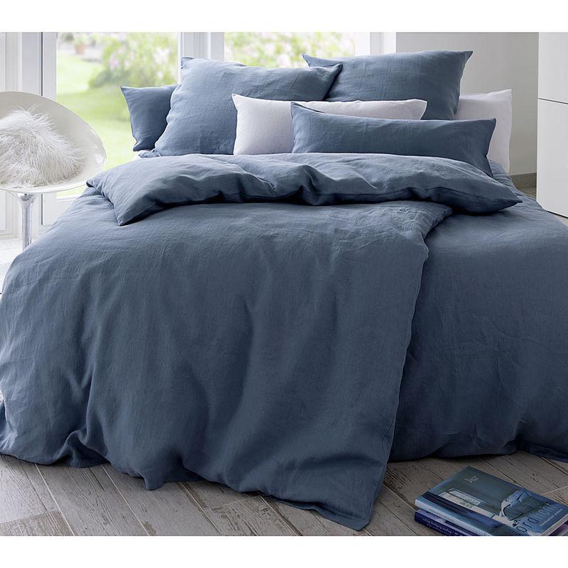 Bettbezug: Edle Leinenbettwäsche Für Sommerliche Temperaturen