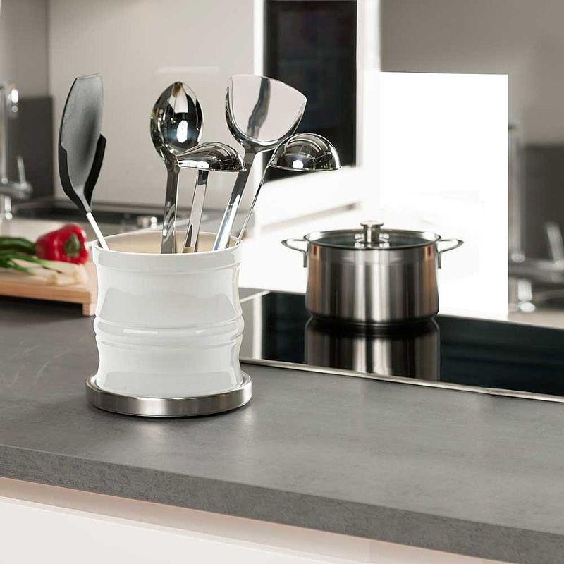 bergro er utensilienhalter bietet ausreichend platz f r. Black Bedroom Furniture Sets. Home Design Ideas