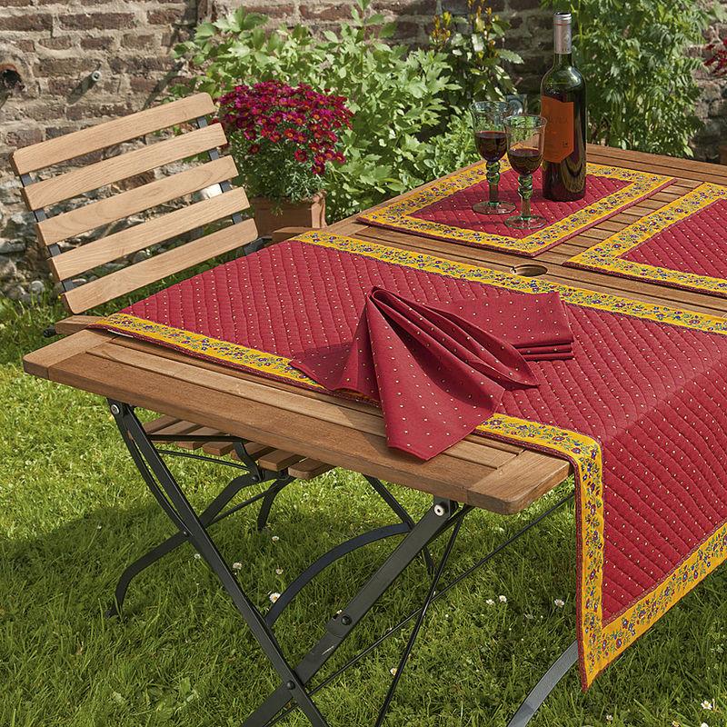 tischsets provence zaubern sie die sonnenfarben auf ihren tisch hagen grote shop. Black Bedroom Furniture Sets. Home Design Ideas