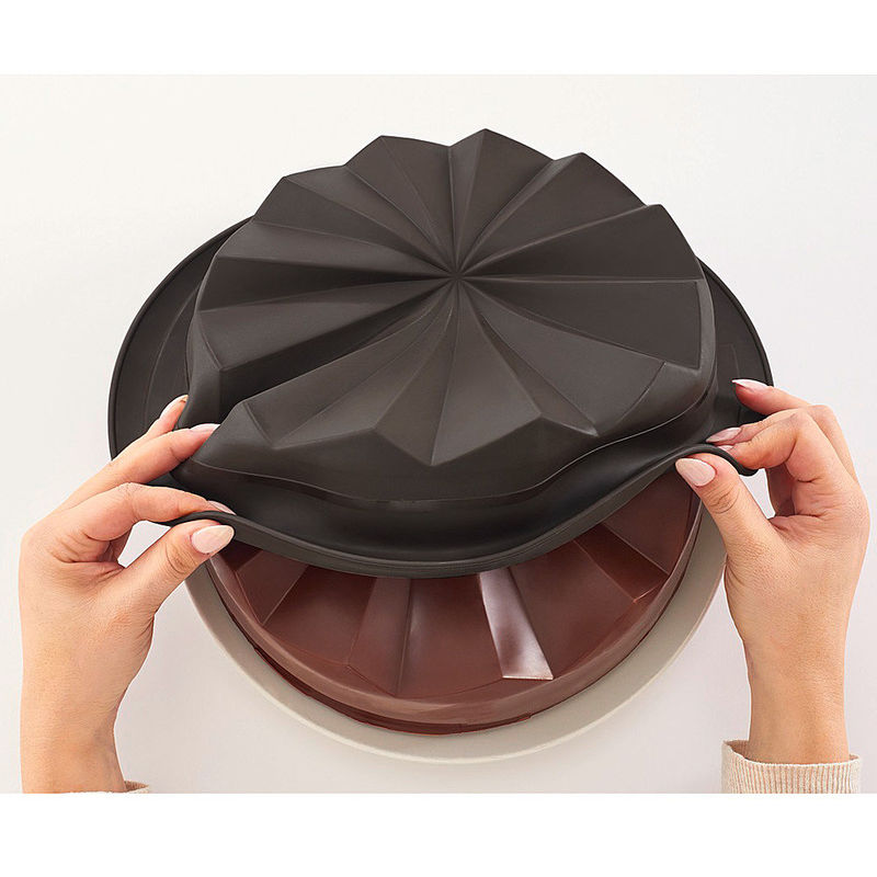 f cherrelief silikon backform f r kunstvolles kuchendesign. Black Bedroom Furniture Sets. Home Design Ideas
