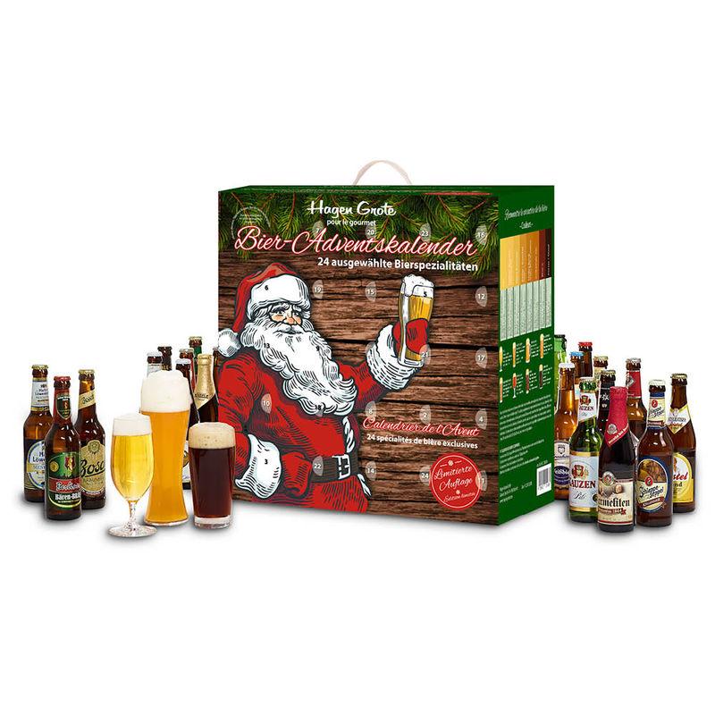 Bier Weihnachtskalender.Bier Adventskalender 24 Einzigartige Deutsche Bierspezialitaten