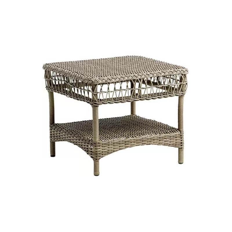 beistelltisch wetterfeste gartenm bel im britischen. Black Bedroom Furniture Sets. Home Design Ideas