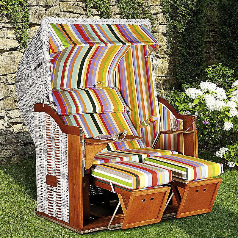strandkorb holen sie sich echtes ostsee feeling in ihren garten julia grote shop. Black Bedroom Furniture Sets. Home Design Ideas