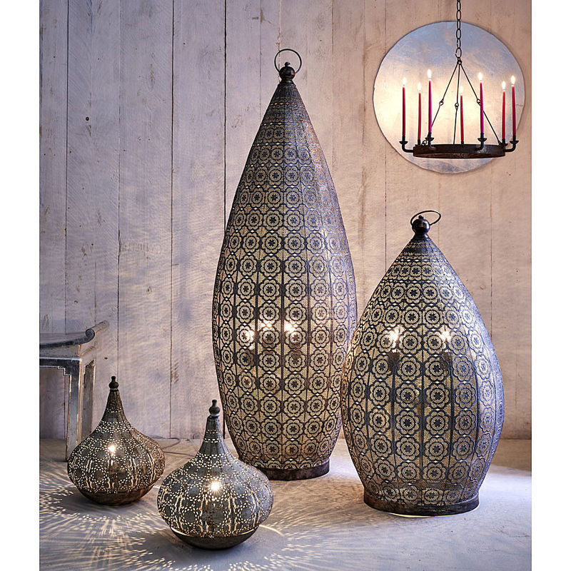 orientalische bodenlampe mittel handgefertigte lampen On orientalische bodenleuchte