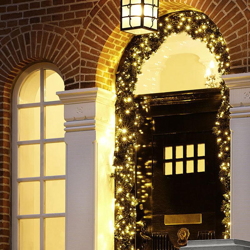 outdoor girlande schm ckt stilvoll haus und garten julia grote shop. Black Bedroom Furniture Sets. Home Design Ideas