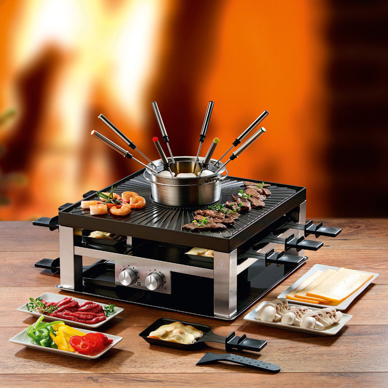 fondue raclette und tischgrill hagen grote shop. Black Bedroom Furniture Sets. Home Design Ideas