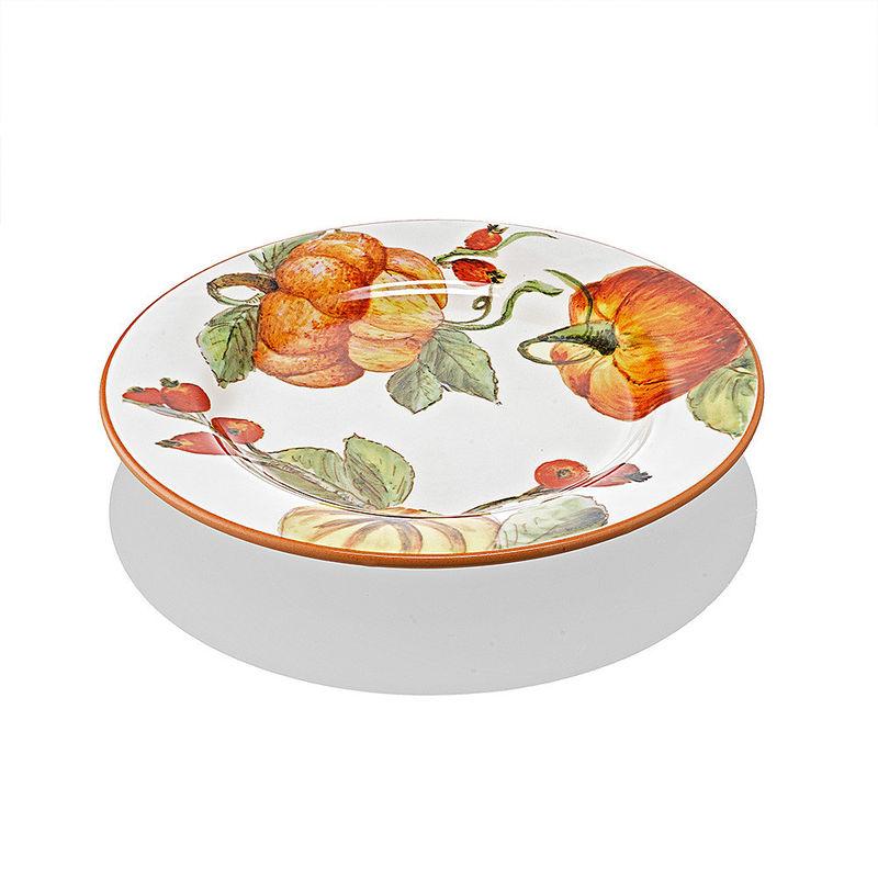 dessertteller hochwertige italienische keramik mit. Black Bedroom Furniture Sets. Home Design Ideas
