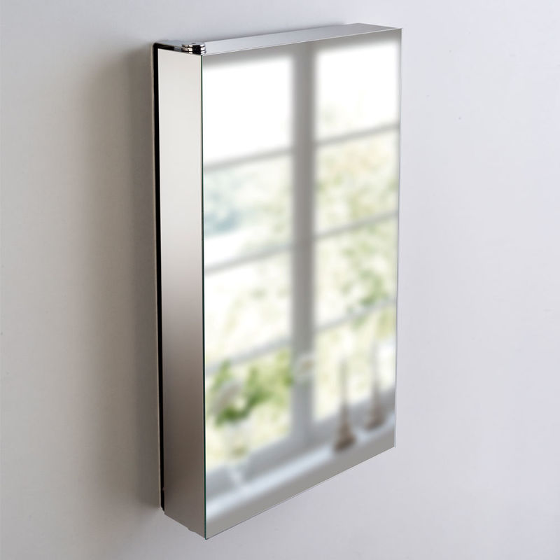 schwenkbarer spiegelschrank sorgt f r ordnung und stauraum im bad julia grote shop. Black Bedroom Furniture Sets. Home Design Ideas