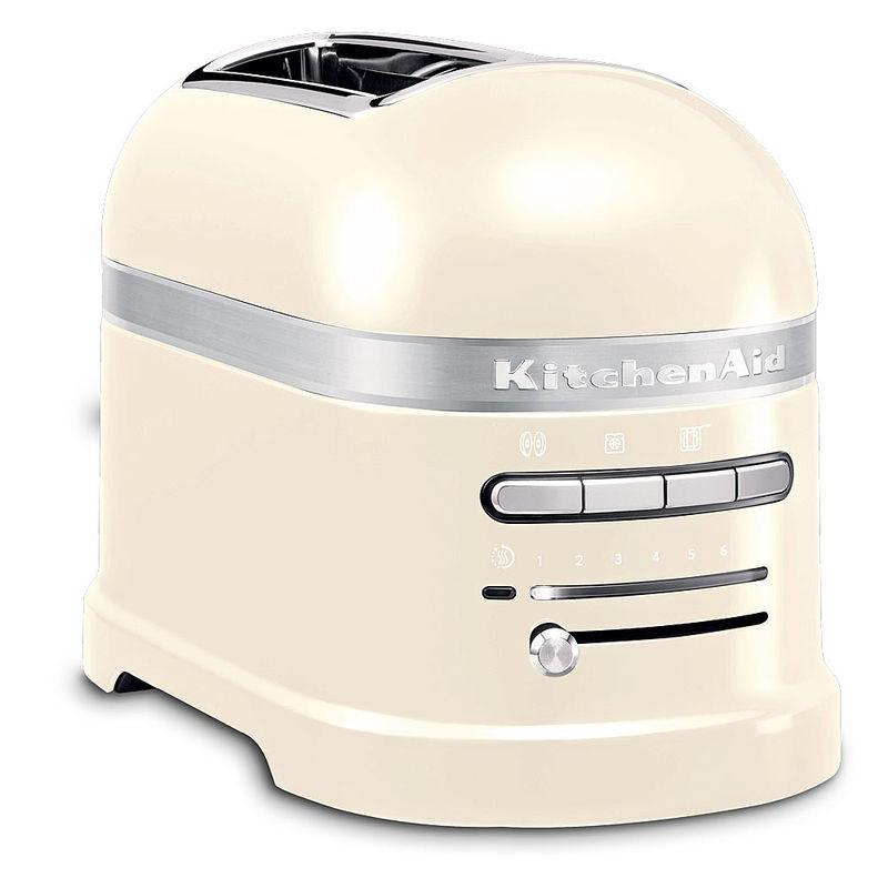 aktion kitchenaid 2 scheiben toaster artisan mit gratis. Black Bedroom Furniture Sets. Home Design Ideas