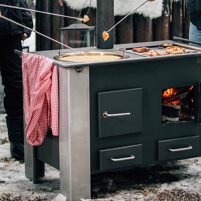 Terrassen Ofen Zum Kochen Grillen Warmen Hagen Grote Shop