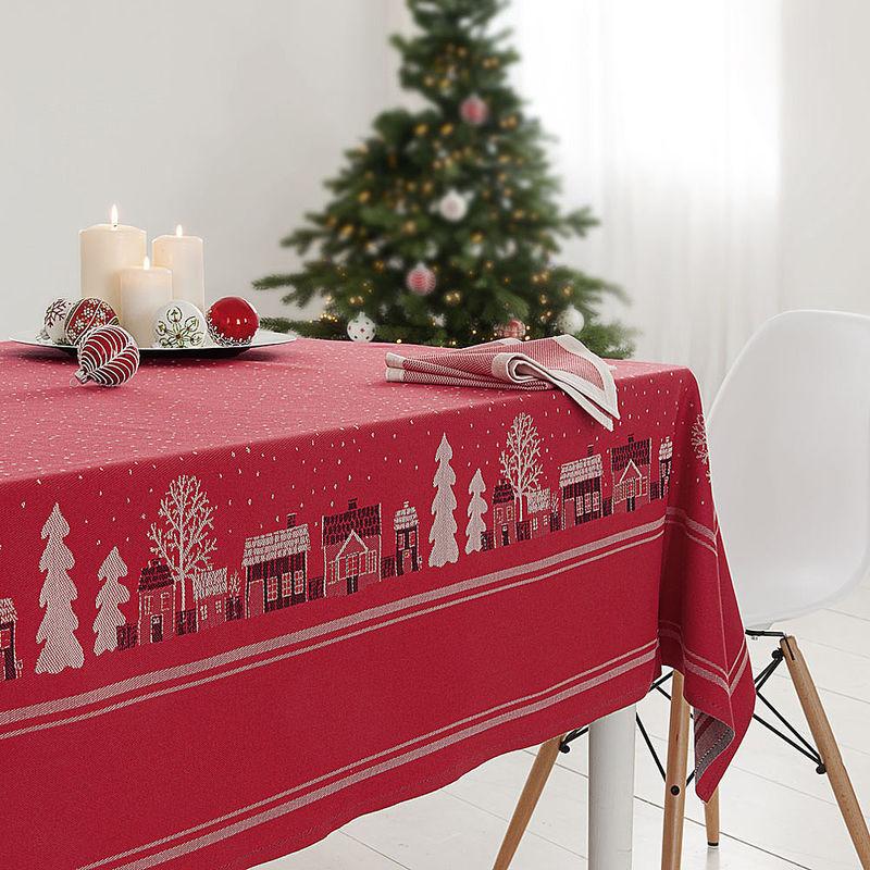 tischt cher schwedische winterm rchen tischw sche hagen grote shop. Black Bedroom Furniture Sets. Home Design Ideas