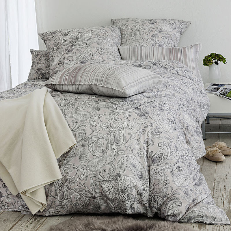 motiv paisley seidenweiche mako satin bettw sche aus bio baumwolle julia grote shop. Black Bedroom Furniture Sets. Home Design Ideas