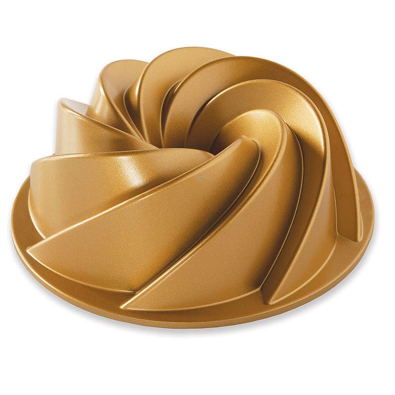 Superleitfahige Runde Kuchenform Bringt Ruhrkuchen In Kunstvolle