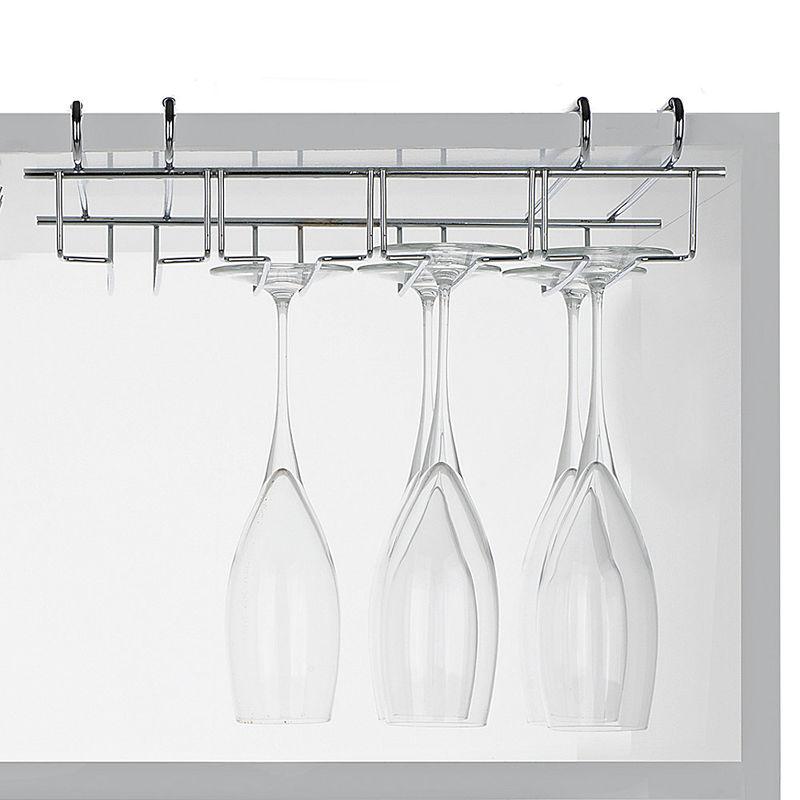 Gläserhalter: Sauber Und Platzsparend