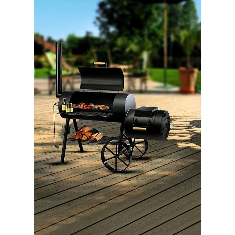 original bbq grillk che grillen r uchern backen kochen hagen grote shop. Black Bedroom Furniture Sets. Home Design Ideas