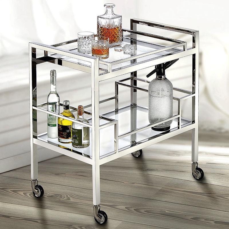 Stilvolle mobile Hausbar - Hagen Grote Shop