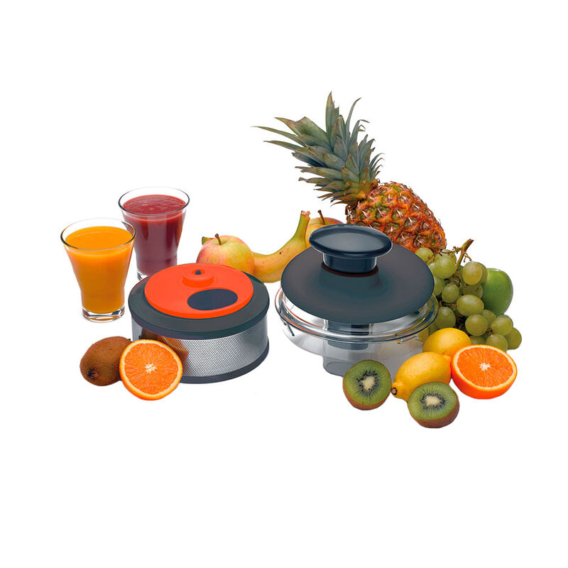Smoothie-Mix-Set zu doppelt starkem Premium-Food Processor