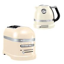 set kitchenaid 4 scheiben toaster und doppelwand. Black Bedroom Furniture Sets. Home Design Ideas