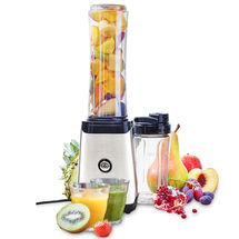 B�renstarker Smoothie-Mixer mit zwei take away Mixbeh�ltern