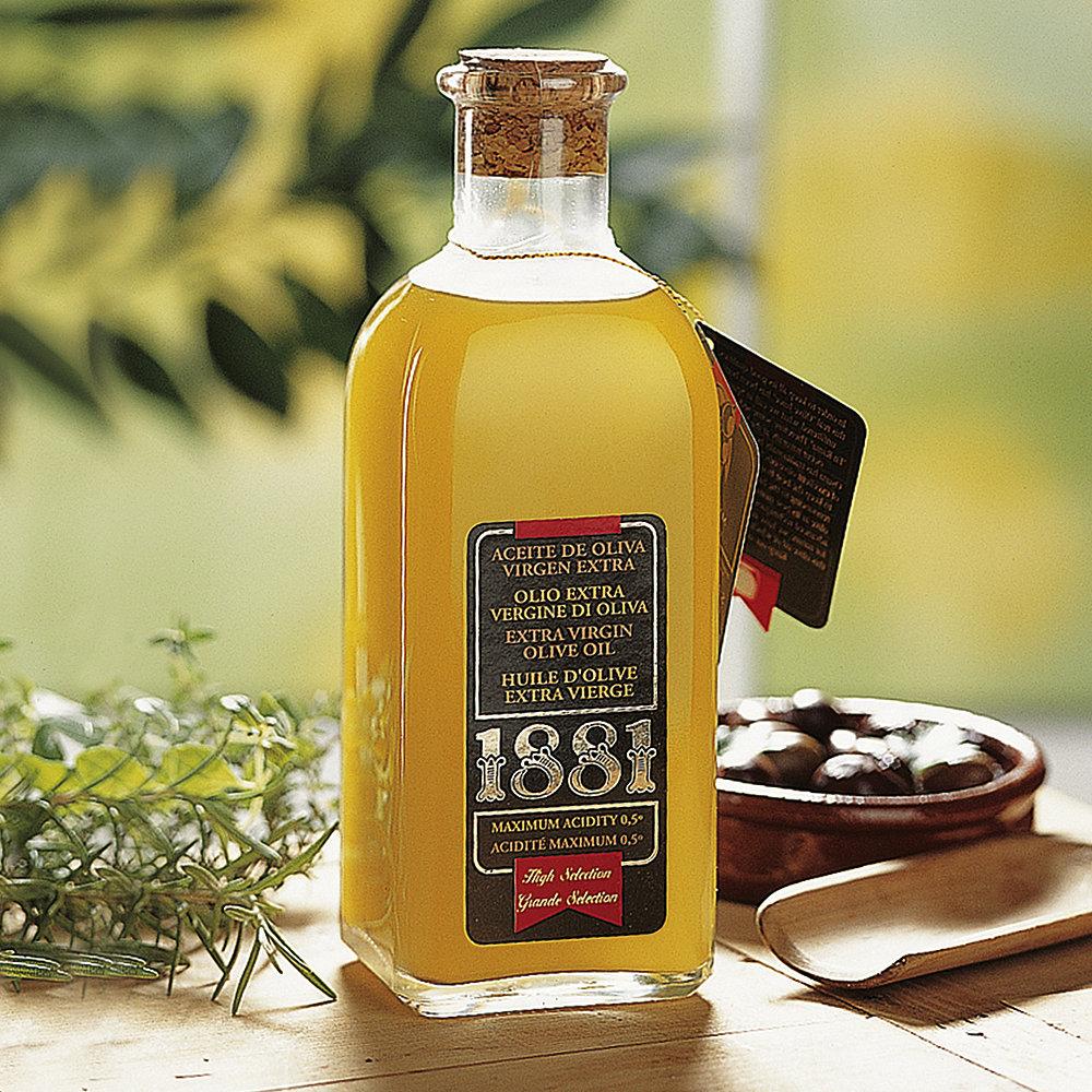 Naturtrübes Olivenöl, 0,5 l Flasche