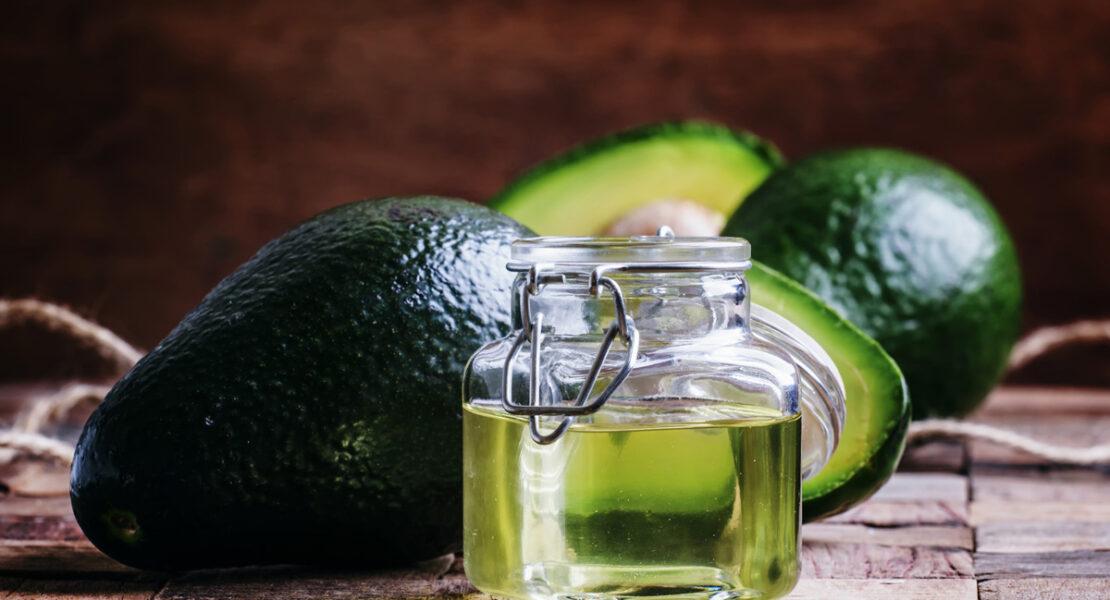 Avocado und Avocadoöl