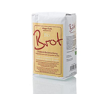 Chiabrot: Bio-Brotbackmischung von Hagen Grote