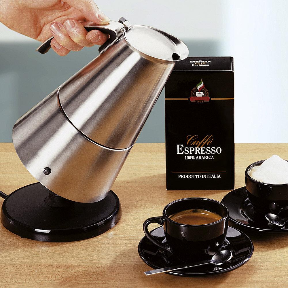Mobiler Espressokocher