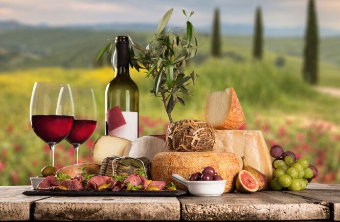 Länderküche Italien