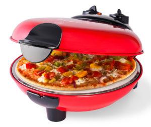 Original italienischer Backstein-Pizzabäcker