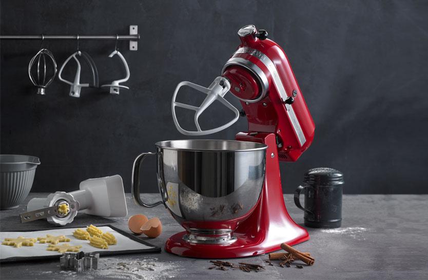 Kitchenaid Artisan Mehr Als Nur Eine Kuchenmaschine Hagen Grote