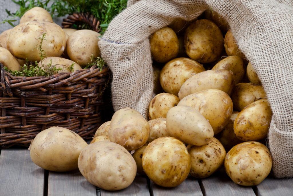 Kartoffeln festkochend kochen