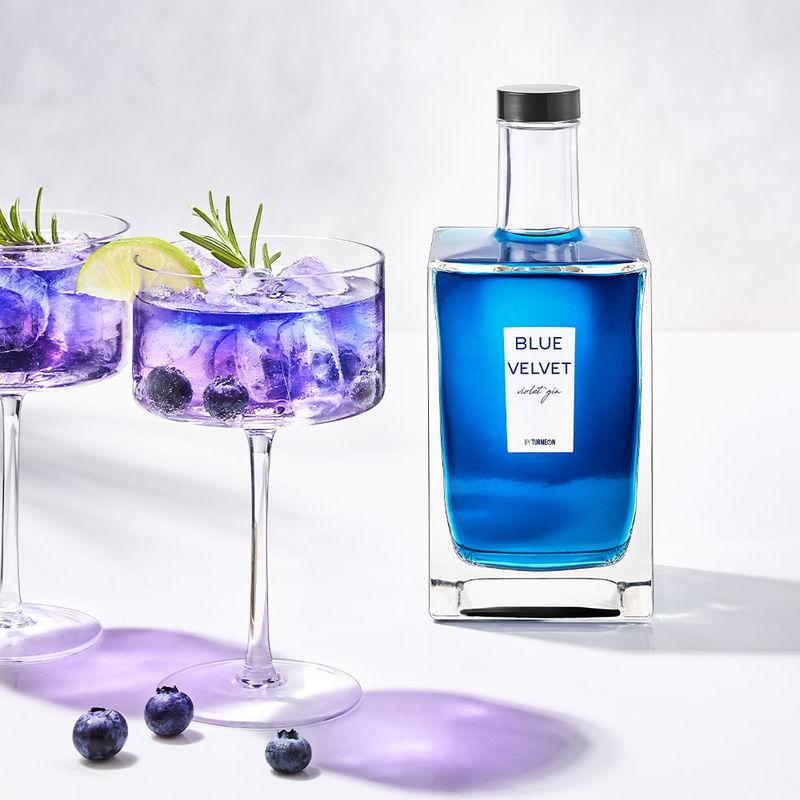 Blue Velvet Gin